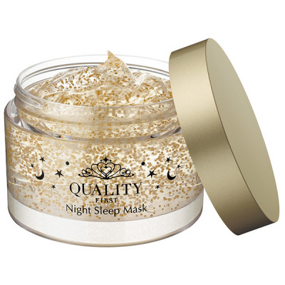 Quality 1st Queen's Premium Mask Night Sleep Mask. Премиальная ночная маска Quality 1st.