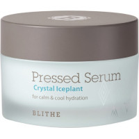 BLITHE  Восстанавливающая спрессованная сыворотка Pressed Serum Crystal Ice Plant                                          50 мл