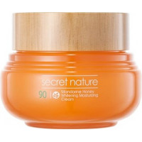 Secret Nature  Крем для лица с экстрактом мандарина и прополиса Mandarine Honey Whitening Moisturizing Cream                                          60 мл